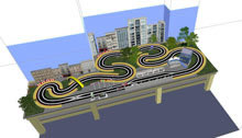 Scalextric Sport Track